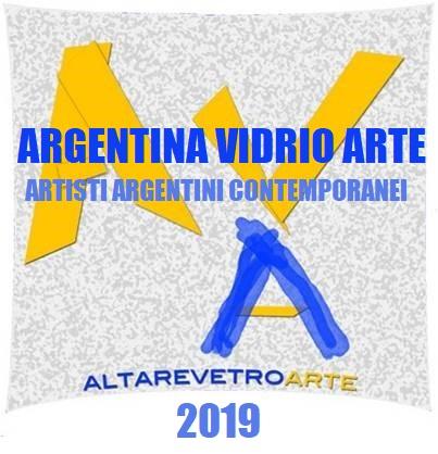 Dal 16 novembre 2019 al 2 febbraio 2020 – mostra ARGENTINA VIDRIO ARTE  Artisti argentini contemporanei